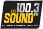 100.3 The Sound logo 144x96px logo