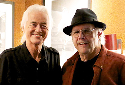 Off The Record w/uncJoe and Jimmy Page 400x274px