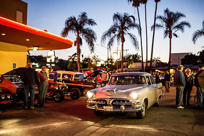 Bob's Big Boy Hot Rod show 400x266px