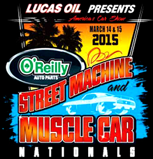 Muscle Car Nationals logo 300x313px