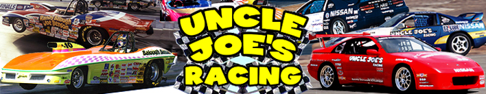Uncle Joe's Racing '11 logo 708x137px