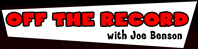 Off The Record w/unc 2012 smallBlack logo 198x49px