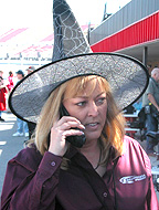 Witch Kelly on the phone.