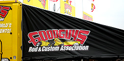 Goodguys Show sign.
