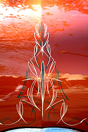 Cool pinstriping.
