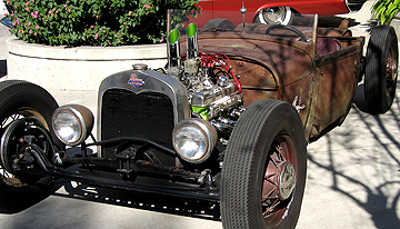 A real Rat Rod.
