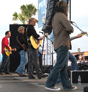 The Kevin Costner Band.
