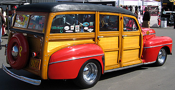 A real Woodie.