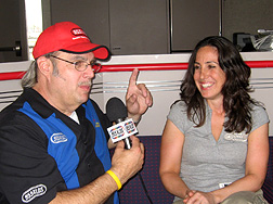 Gillian Zucker on the air w/Joe.