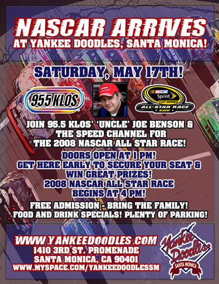 Yankee Doodles All-Star Race graphic