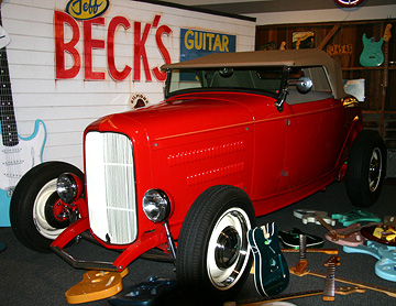 Uncle Joe Benson At 2010 Axes Amp Axles Hot Rod Show