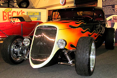 Michael Anthony's '32 Ford.