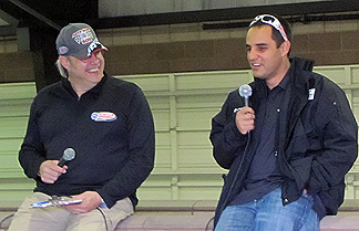 Juan & Joe discuss NASCAR fertility rites.