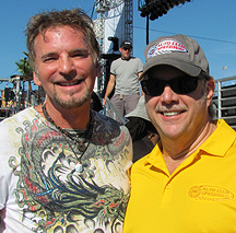 J.B.& Kenny Loggins.