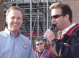 Shawn & Rusty Wallace