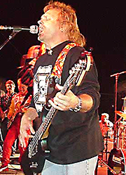 Michael Anthony.