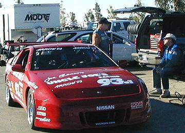 Nascar Racing 2003 Auto Braking Cheat on Bob   Joe Discuss Braking Problems