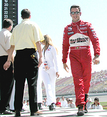 Helio Castroneves.